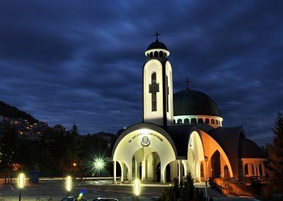"""Катедрален храм """"Свети Висарион Смоленски"""""""
