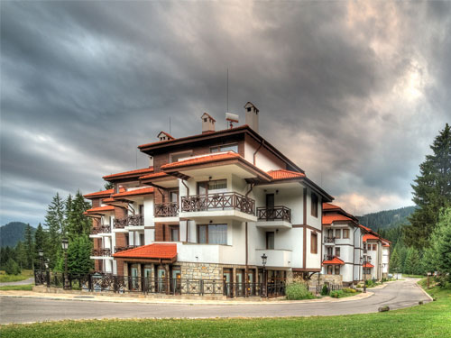 Хотел Маутин Лейк
