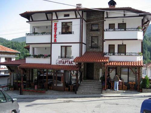 Хотел Спартак