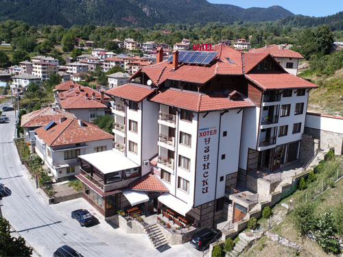 Хотел Узунски