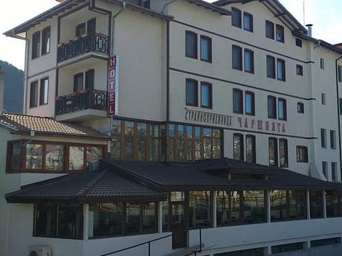 Хотел Чаршията